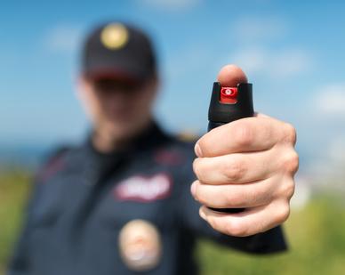 אקדח גז להגנה עצמית