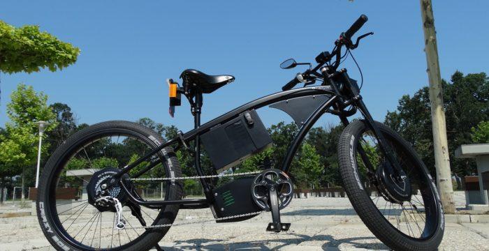 אופניים חשמליים V36
