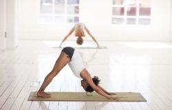 שיעורי יוגה